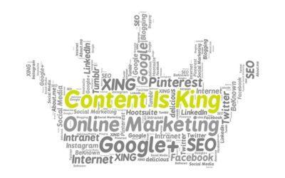 Content is King: Business Loan Broker Websites