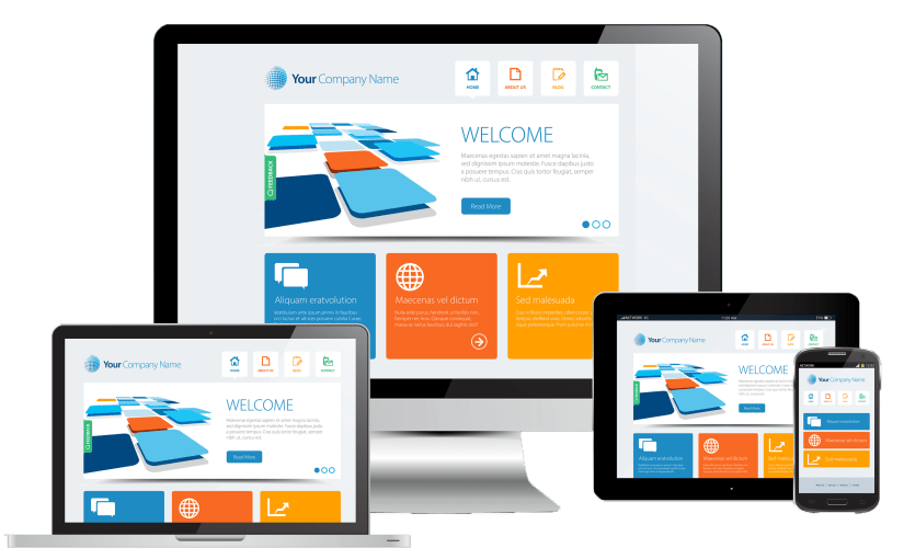 commercial loan broker website design