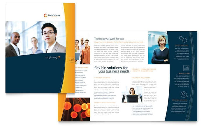 Loan broker toolbox and brochures