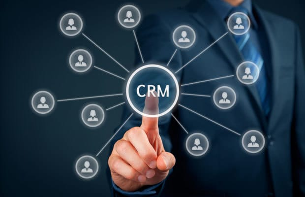 Commercial loan broker CRM