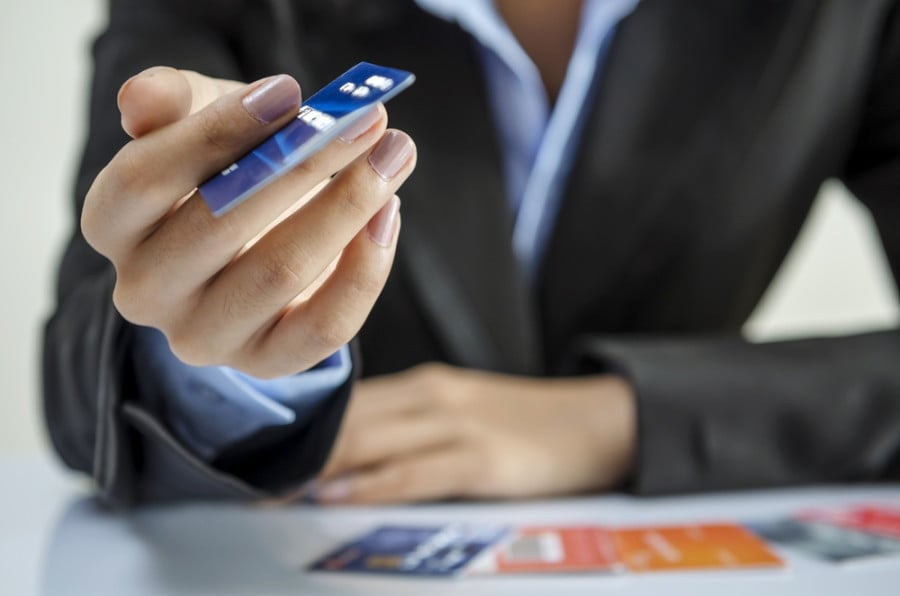 Business Credit Cards for loan brokers